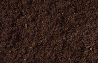 Termőföld (komposztált, darált)